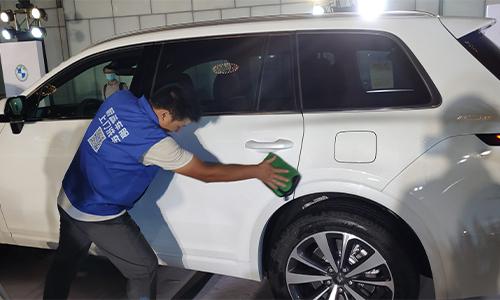 人性化快捷洗车服务,微水上门洗车瞄准市场